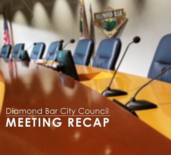 City Council Meeting Recap photo of chamber
